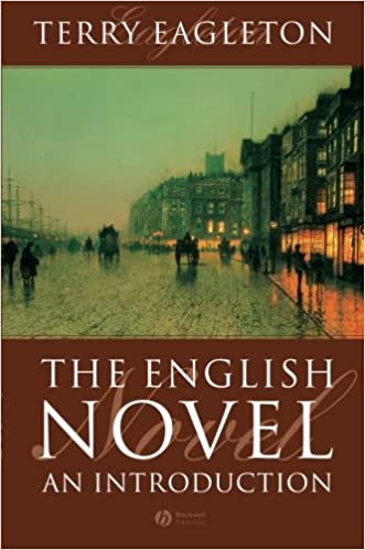 Book The English Novel: An Introduction