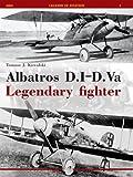 Albatros D.I-D.Va Legendary Fighter (Legends of Aviation 6005) (Famous Airplanes)