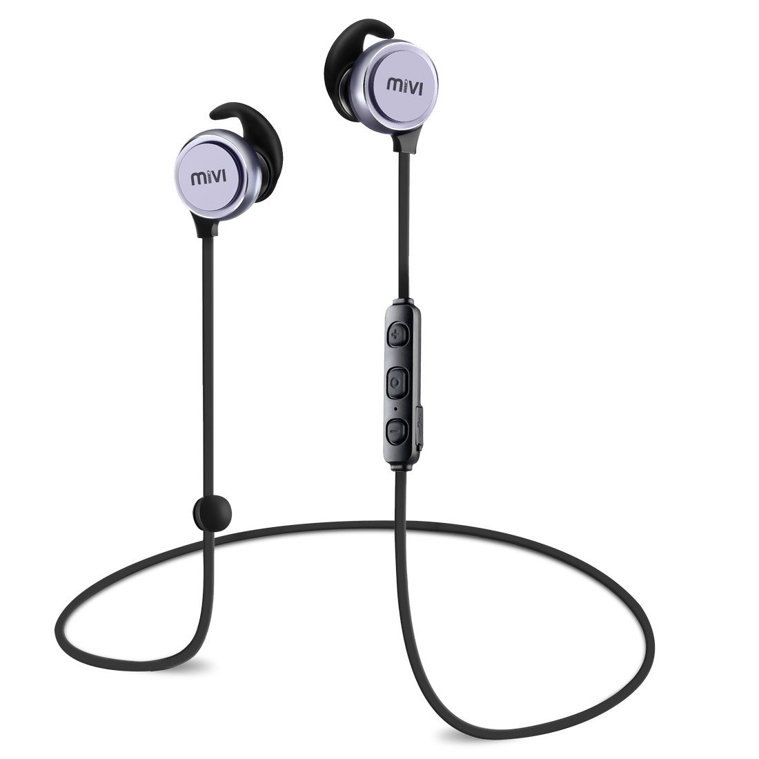 Mivi Thunder Beats Wireless Bluetooth Earphones with Stereo