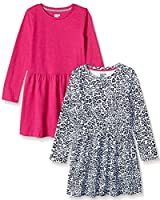 Amazon Brand - Spotted Zebra Girls' Toddler & Kids Knit Long-Sleeve Play Dress