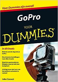 Book GoPro voor dummies