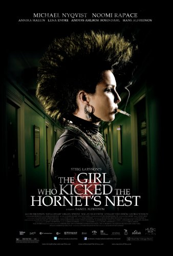 The Girl Who Kicked The Hornet's Nest (English Subtitled)