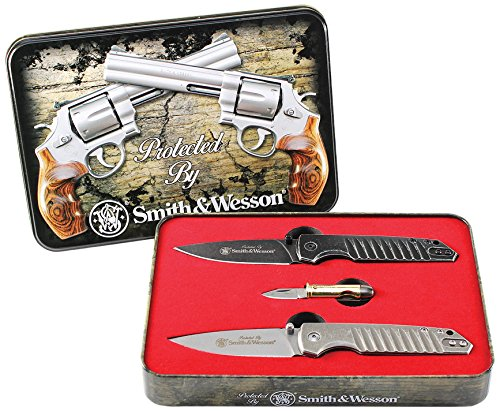 Smith & Wesson SWPROM161CP 3 pc Set