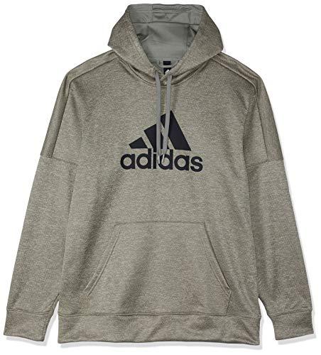 adidas herren zip hoodie t16 team in schwarz