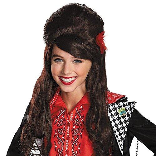 Disguise Disney's Teen Beach Movie Mckenzie Child Wig, One Size (Beach Theme Costumes)