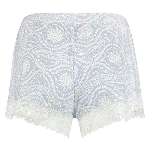 Hunkemöller Damen Shorts Jersey 116553