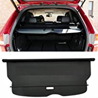 FMtoppeak Retractable Black Cargo Cover Trunk Luggage Shade For Jeep Grand Cherokee 2011-2015