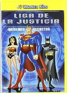 Liga De La Justicia - Orígenes Secretos [DVD]