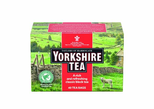Taylors Harrogate Yorkshire Red Teabags product image