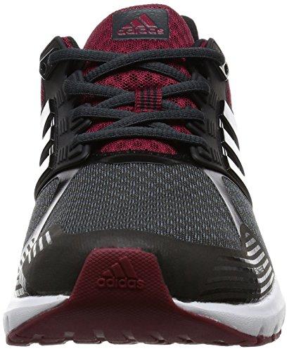 adidas Duramo 8 m BB4654 Nero/Rosso, 42 2/3 EU