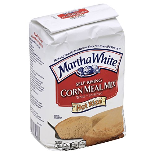 (Martha White Self-Rising Enriched Corn Meal Mix, 32 Ounce (Pack of 12))