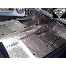 100 Sqft Car Insulation mat - Thermal Sound Deadener - Block Automotive Heat & Sound