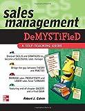 Sales Management, Robert J. Calvin, 0071486542