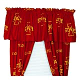 Iowa State Printed Curtain Valance - 84 x 15 by College Covers