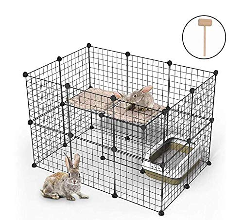 YOUKE Pet Playpen, Small Animal Cage Indoor Portable for sale  Delivered anywhere in USA
