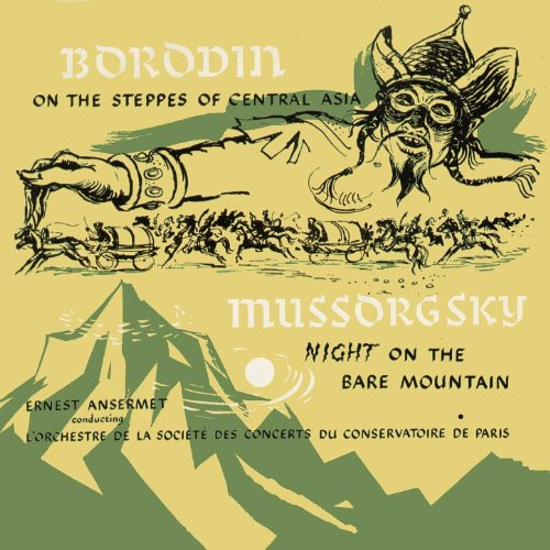 ntral Asia / Night on the Bare Mountain ()
