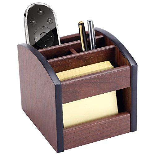 Executive Pencil Holder Wood - 3