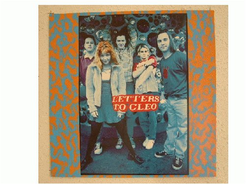 Letters To Cleo Poster Flat Band Shot