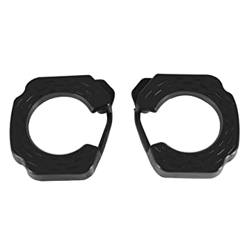 Xcsource 1 Pair Of Road Bike Cleats Covers Black For Z 3