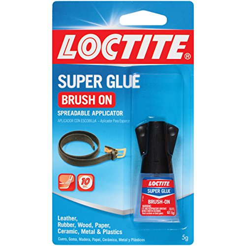 [Loctite Brush On Liquid Super Glue 5 Grams (852882)] (30 Second Costumes)