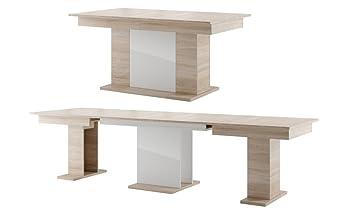 MPS Möbel Groß Praktisch Tisch STAR 160 410 X 90 X 77 Cm (L