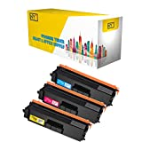 New York Toner New Compatible 3 Pack High Yield Toner for Brother TN315C M Y - MFC MultiFunction Printers: MFC-9460cdn | MFC-9560cdw | MFC-9970cdw . --Cyan Yellow Magenta