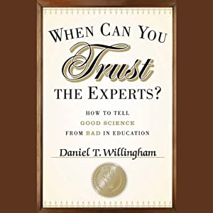 When Can You Trust the Experts? Audiobook