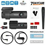 BlackVue DR750S-2CH with 16GB Micro SD Card 1080P 60FPS SONY Startvis Night Vision Sensor BONUS Free Window Decal