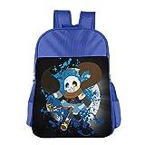 STALISHING Kid's Sans Undertale School Bag Backpack