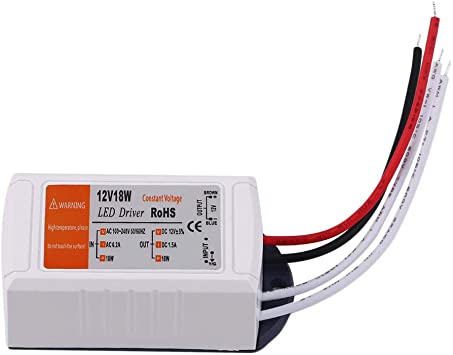 18W//28W//48W//72W//100W Power Supply DC 12v LED Driver Adapter Transformer Switch Output 100V-240V For LED Strip