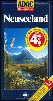 ADAC Reiseführer Neuseeland.