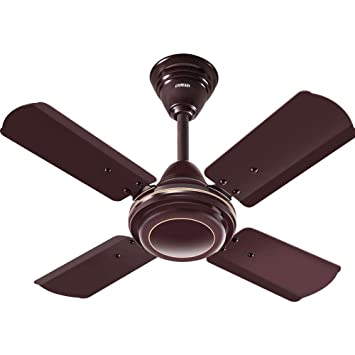 Electro Sales Eveready Fab 600 Mm 4 Blade Ceiling Fan Brown Amazon In Home Kitchen