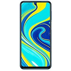 Redmi Note 9 Pro (Interstellar Black, 4GB RAM, 64GB Storage) – Latest 8nm Snapdragon 720G & Gorilla Glass 5 Protection & Alexa Hands-Free