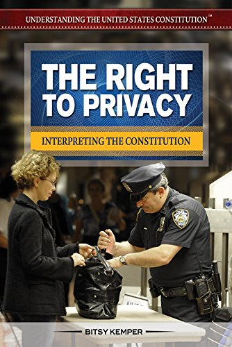 Download The Right to Privacy: Interpreting the Constitution (Understanding the United States Constitution) ebook