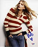 Lily Donaldson British Supermodel Signed 8x10 Photo Certified Authentic PSA/DNA COA