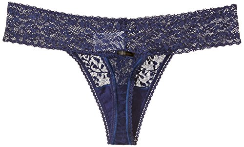 4d235c6cf48 Calvin Klein Women s Underwear Bare Lace Thong Panty at Amazon Women s  Clothing store