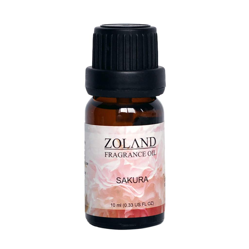 Dingji Essential Oil, Water-Soluble Dropper Essential Oil for Humidifier and Aromatherapy Machine (C)