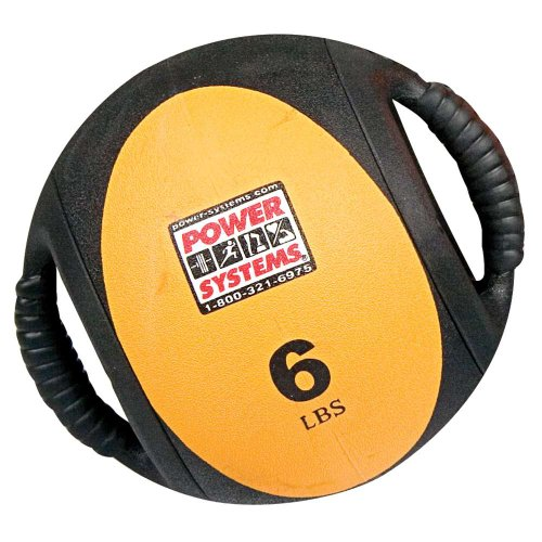 Power Systems CorBall Plus Medicine Ball (10 -Pounds)