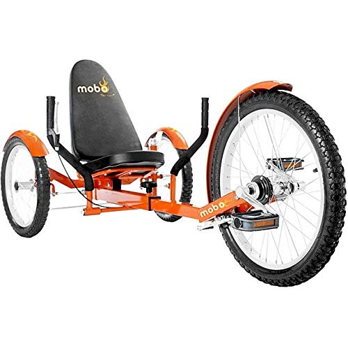 Mobo Triton Pro Adult Tricycle for men & women. Beach Cruiser Trike. Adaptive 3-Wheel Bike (Best 3 Wheel Bike For Adults)