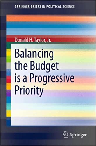 Balancing the Budget is a Progressive Priority