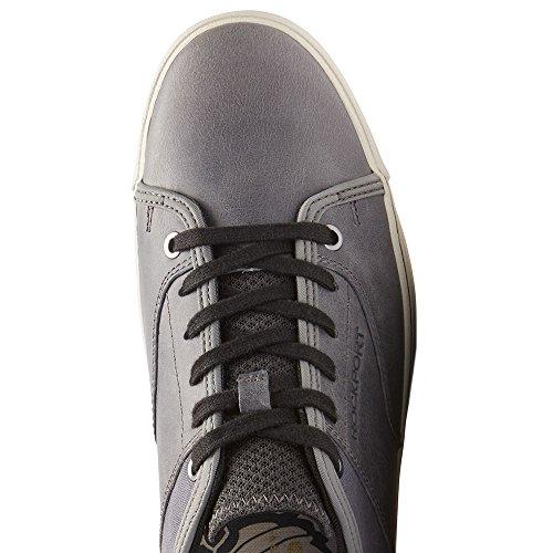Rockport Hombres del Camino a la Grandeza encaje pies a la Moda Zapatillas gris