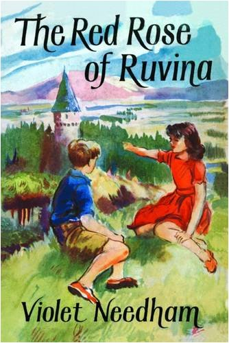 The Red Rose of Ruvina (Stormy Petrel) ebook