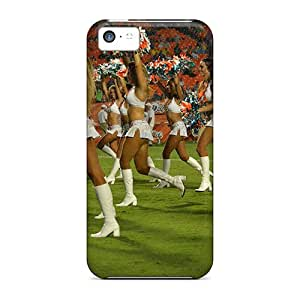 High Grade ScoDBke Flexible Tpu Case For Iphone 5c - Miami Dolphins Cheeerleaders Calendar 2013