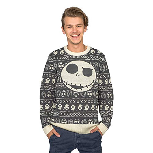 The Nightmare Before Christmas Ugly Sweater