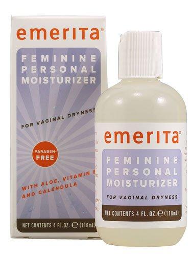 Emerita Personal Moisturizer -- 4 fl oz - 3PC
