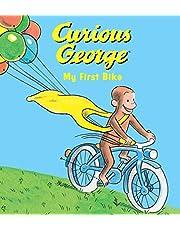 Curious George My First Bike (padded board book)