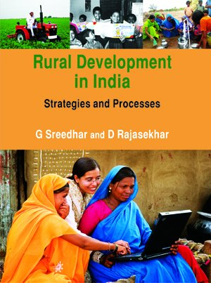 Read Online Rural Development in India: Strategies and processes PDF