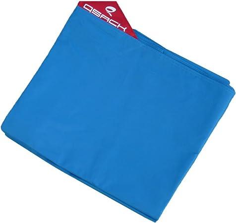 Outdoor Pouf XXL Housse de QSack Housse 140/x 180/cm bleu