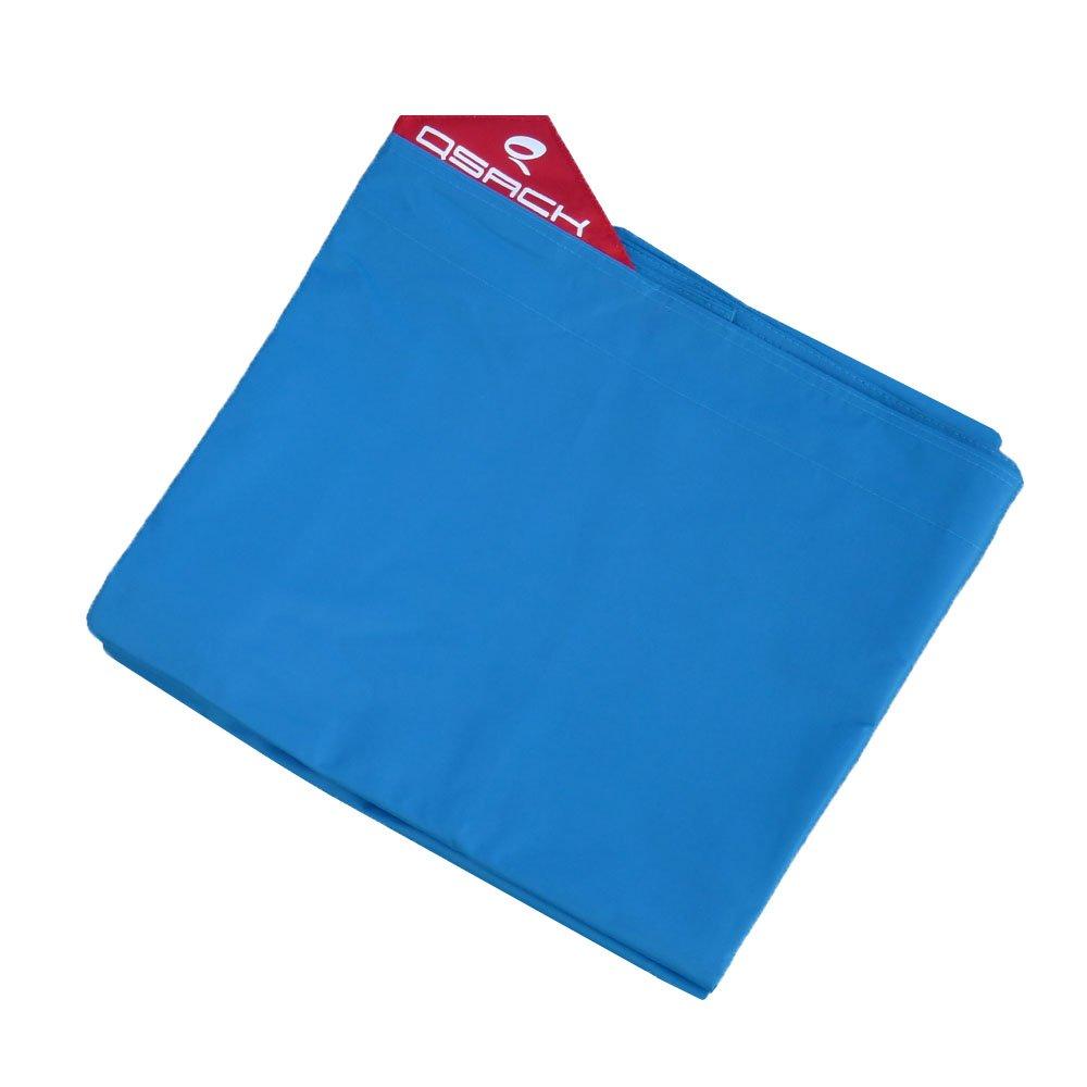 QSack Outdoorer Kindersitzsack Hülle ohne Füllung, Wechsel Bezug Kinder Sitzsack Outdoor 100 x 140 cm, Neu (apfelgrün) Neu (apfelgrün) Univok