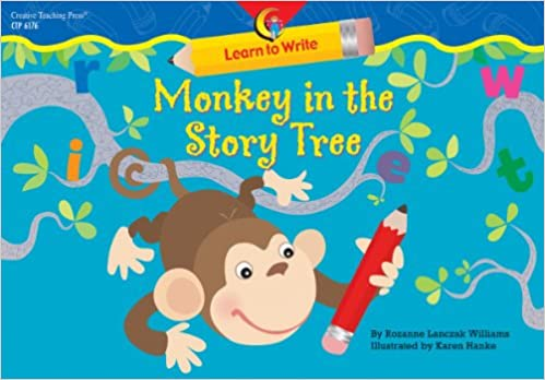 Monkey in the story tree learn to write reader learn to write monkey in the story tree learn to write reader learn to write readers rozanne lanczak williams 0030554061769 amazon books fandeluxe Images